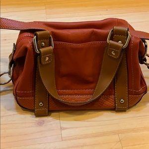 100% Genuine Leather St. John's Bay purse